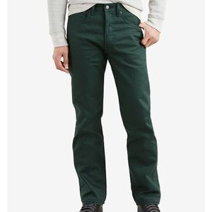 Men's Dark Green Levi's
